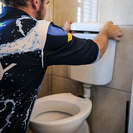 Toilet Plumbing Parkwood